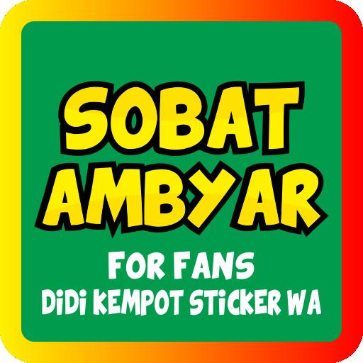 Sobat Ambyar Wasticker Apps 1 0 0 Apk Download Com