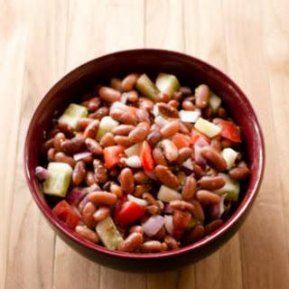 Kidney Bean Salad With Vinegar Recipes.