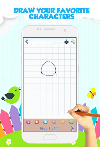 How to Draw Chibi Celebrities screenshot 2