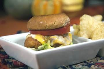 Spicy Chicken and Canadian Bacon Sliders