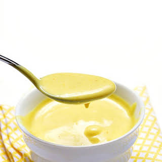 Gluten Free Honey Mustard Sauce.