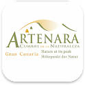 Artenara Nature at its peak icon