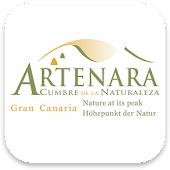 Artenara Nature at its peak