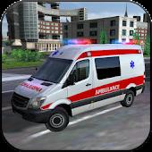 Ambulance Car Simulator 3D