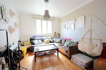 Appartement 3 pièces 52,88 m2