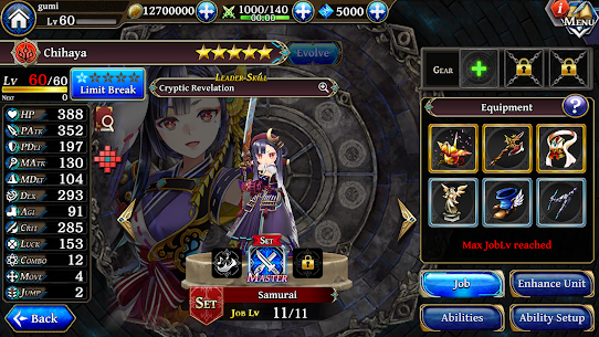 THE ALCHEMIST CODE MOD 2.0.0.1.48 (Unlimited Money) Apk 5