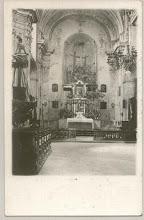 Photo: 2. Wnętrze kościoła przed 1939. The church interior before 1939