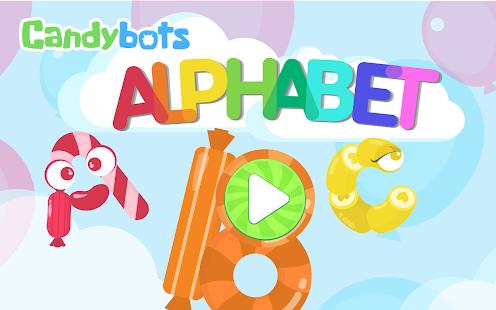Candy ABC Alphabet - náhled