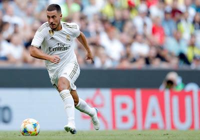 Eden Hazard ne débute pas face à Levante, mais est bien là