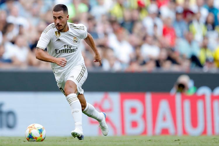 Eden Hazard lancé contre Levante?