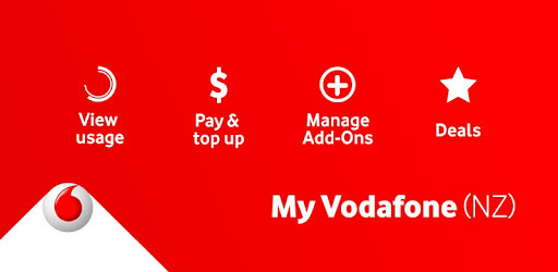 My Vodafone New Zealand - Apps on Google Play