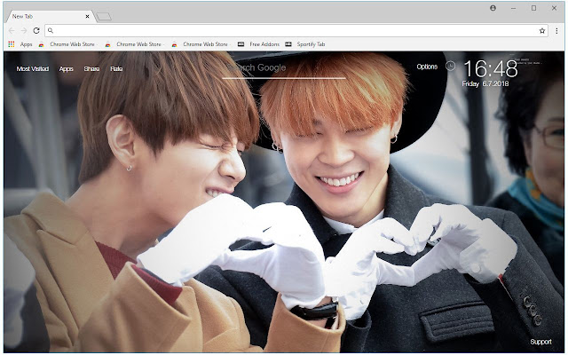 V Jimin Bts Hd Wallpapers Vmin New Tab Hd Wallpapers Backgrounds