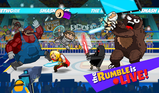 Super Boys - The Big Fight- screenshot thumbnail
