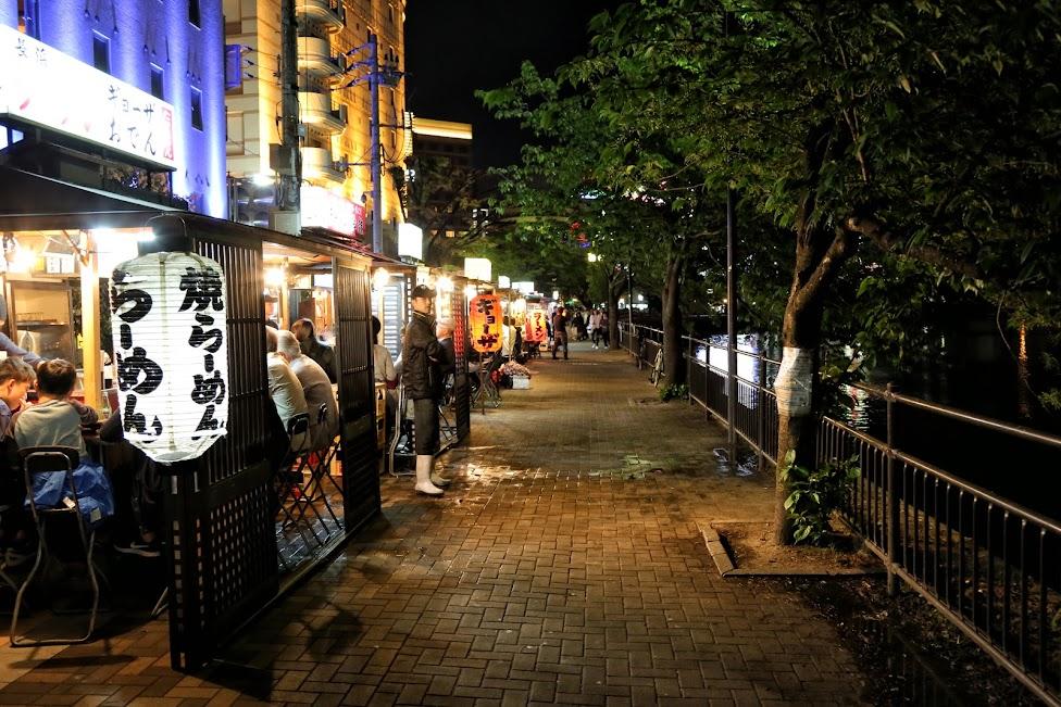 Yatai, Fukuoka