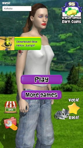 My Virtual Girl, pocket girlfriend in 3D 0.6.1 screenshots 16