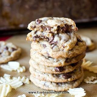 Chocolate Potato Chip Cookies No Bake Cookies Recipes