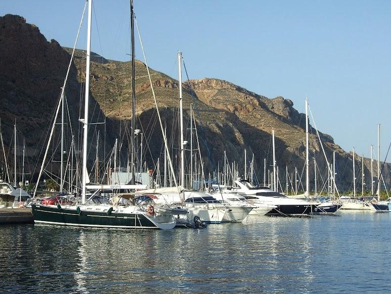 Roquetas de Mar, Puerto Deportivo Aguadulce.