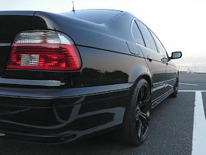 5シリーズ セダン E39 525i 2002後期型ハイラインのカスタム事例画像 18d@Shadowさんの2018年03月21日23:11の投稿