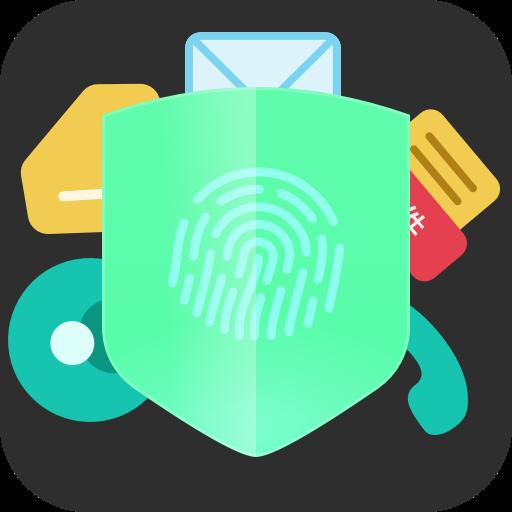 Safe AppLock - Pattern & Fingerprint Lock Icon
