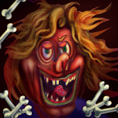 Scary Clown Halloween Game
