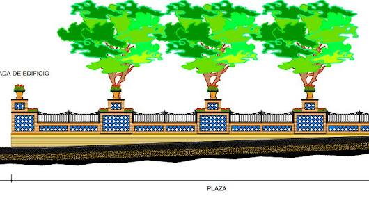 La remodelación de la Plaza Esparteros, a licitación