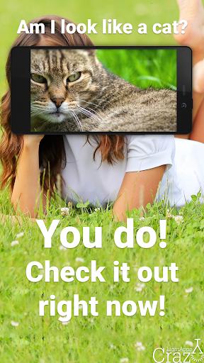 Cat face scanner