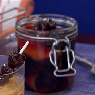 Drunken Cherries Recipes.