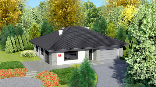 projekt Dom przy Słonecznej 7