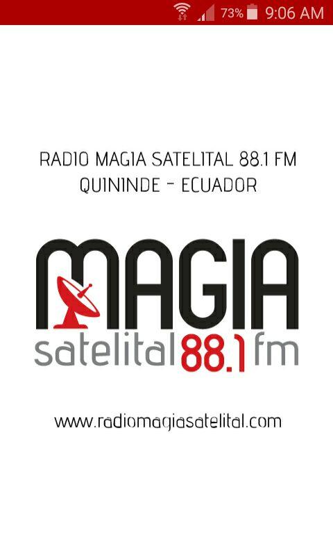 RADIO MAGIA SATELITAL- screenshot