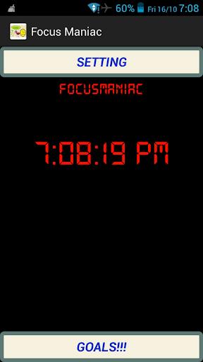 Focus Maniac