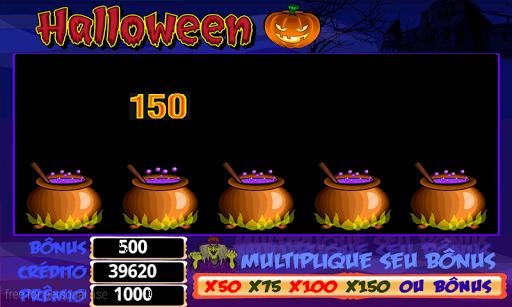 Halloween Roleta Cau00e7a Niquel 2.02 screenshots 2