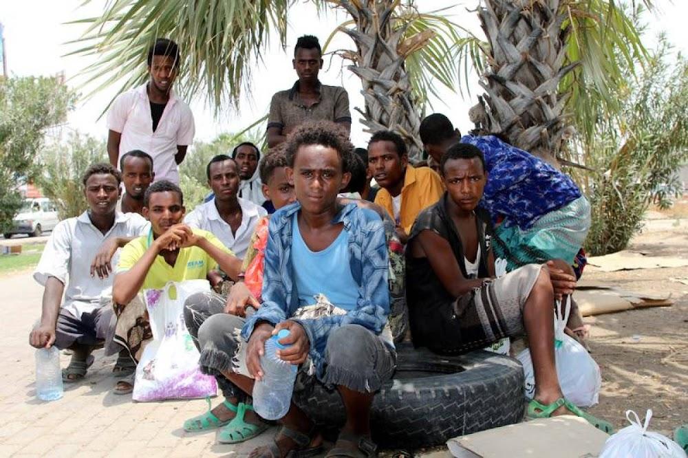 Ethiopian migrants forced home empty-handed by coronavirus