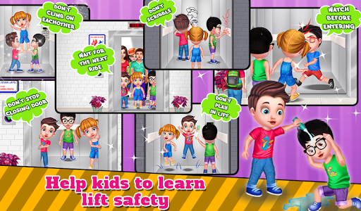 Lift Safety For Kids  screenshots 19