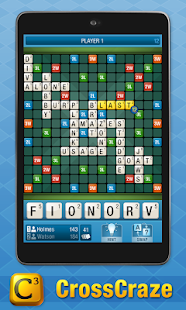 CrossCraze FREE - Word Game Screenshot 1