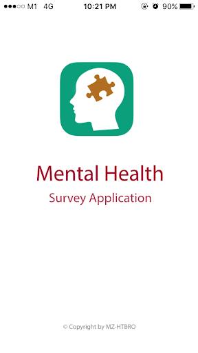 Mental Health Survey App