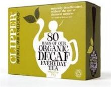 Clipper Organic Decaf Everyday Tea 80 Bags 250g