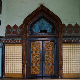 Al Mashun Great Mosque by Mulawardi Sutanto - Buildings & Architecture Places of Worship ( mosque, mantap, bagus, al mashun, medan, kerenn, masjid raya, great mosque, masjid, travel )