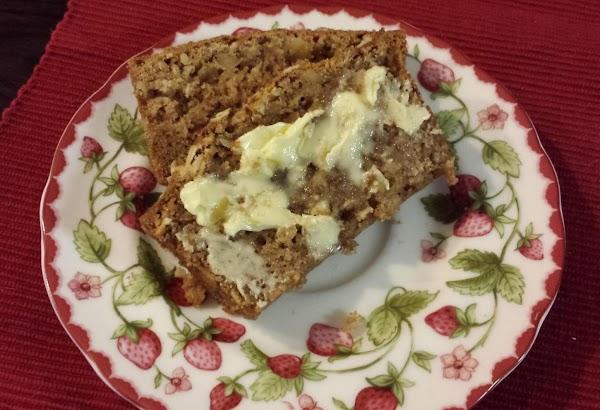 Applesauce Oatmeal Bread Recipe