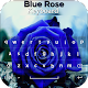 Blue Rose Keyboard Theme Download on Windows