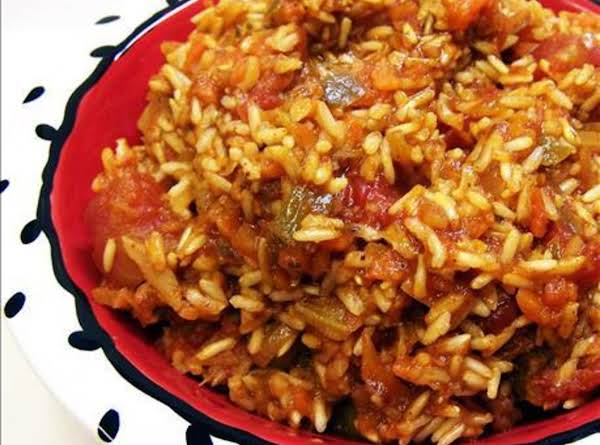 Company Spanish Rice Recipe