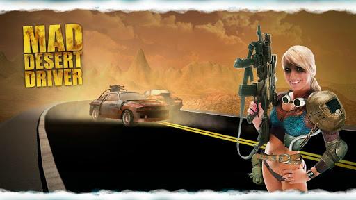 Mad Desert Driver
