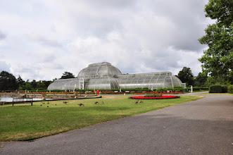 Photo: Palmhouse te Kew - Royal Botanical Gardens