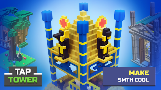 TapTower – Idle Building Game Apk Download For Android and Iphone 2