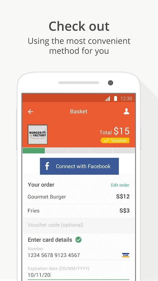 foodpanda Order Food Delivery- screenshot