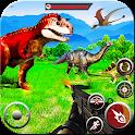 Dinosaur Hunter Deadly Shores FPS Survival Game icon