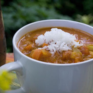 Mulligatawny - Quick, Curried Soup Using Trader Joe's Ingredients