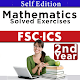 Download FSC math 2nd year part 2 Solved exercise offline For PC Windows and Mac