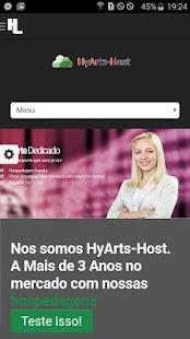 HyArts Hospedagem SA:MP - náhled