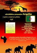 Photo: Un país de África: Argelia