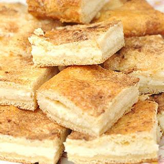 Cheese Danish Squares.